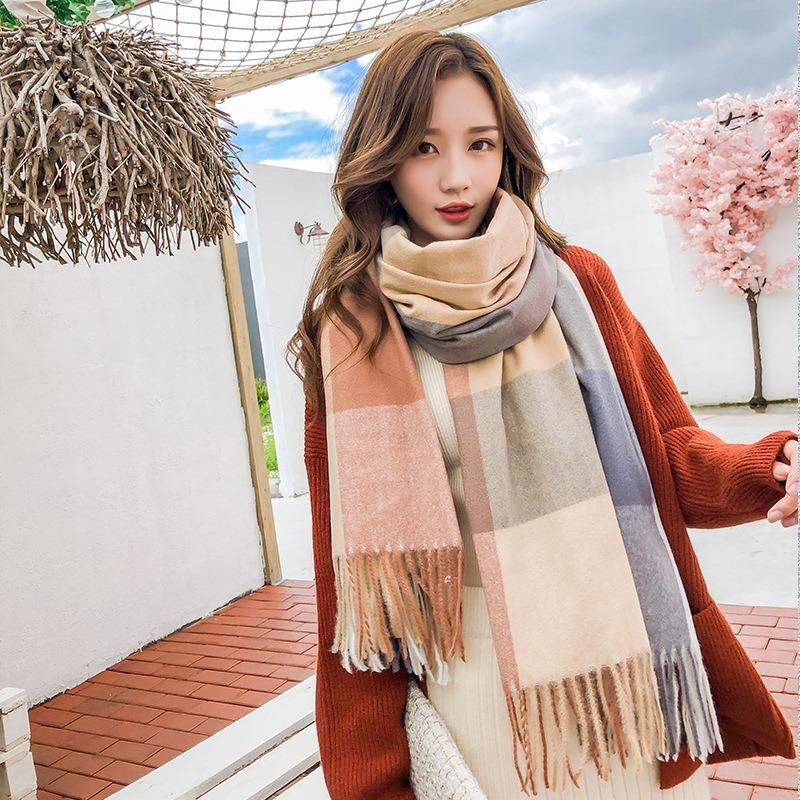 5 sản phẩm khăn choàng cổ mùa đông 2019