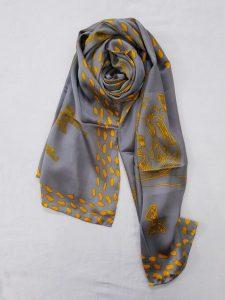 khăn lụa tơ tằm VN LV101