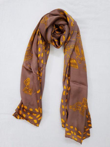 khăn lụa tơ tằm VN LV102