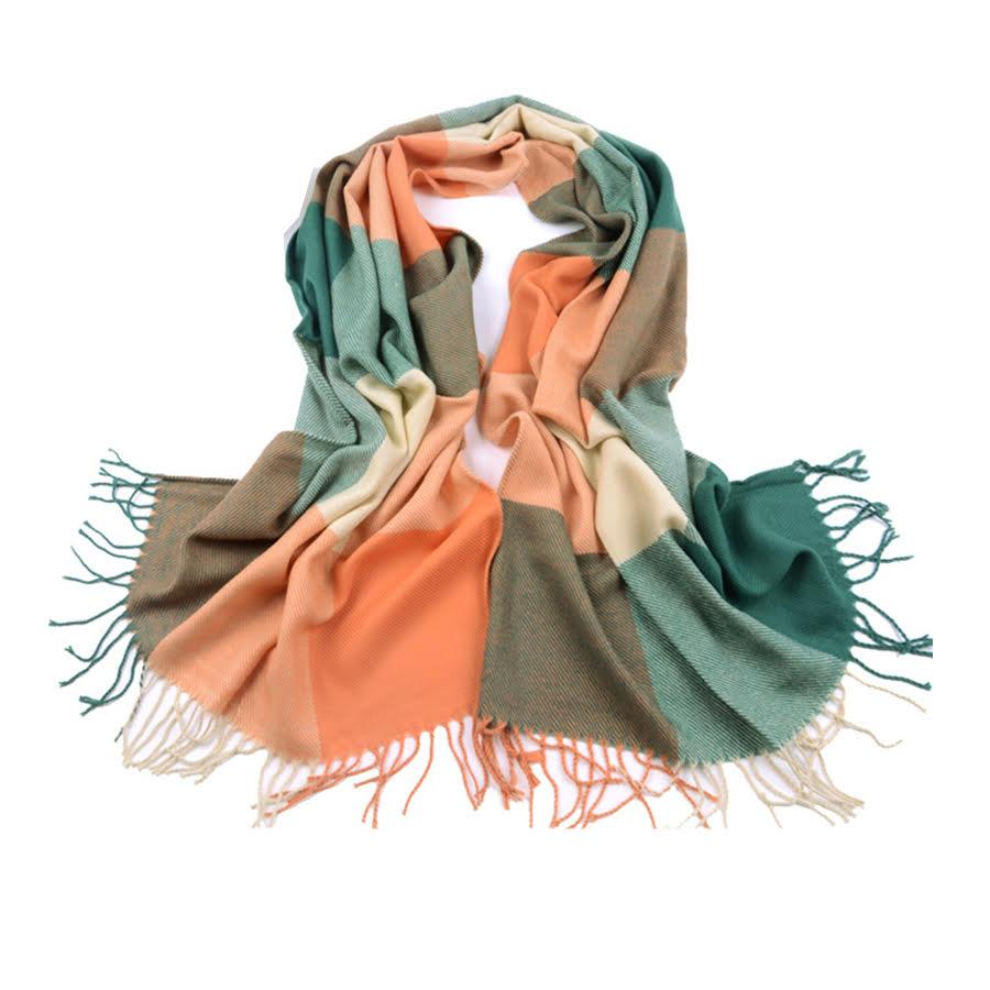 Kết quả hình ảnh cho khăn choàng len acrylic