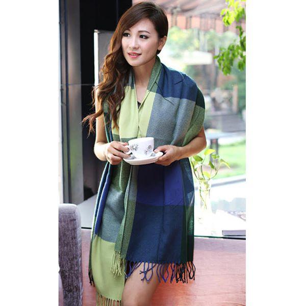 khăn choàng len acrylic LE102.1