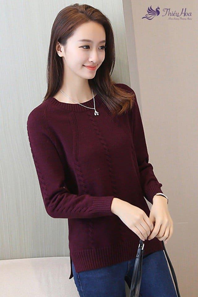 Mẫu áo len 2019