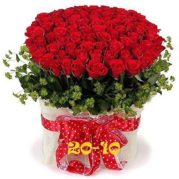 Tặng hoa cho mẹ