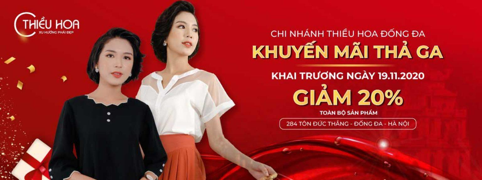 khai truong Thieu Hoa Ha Noi