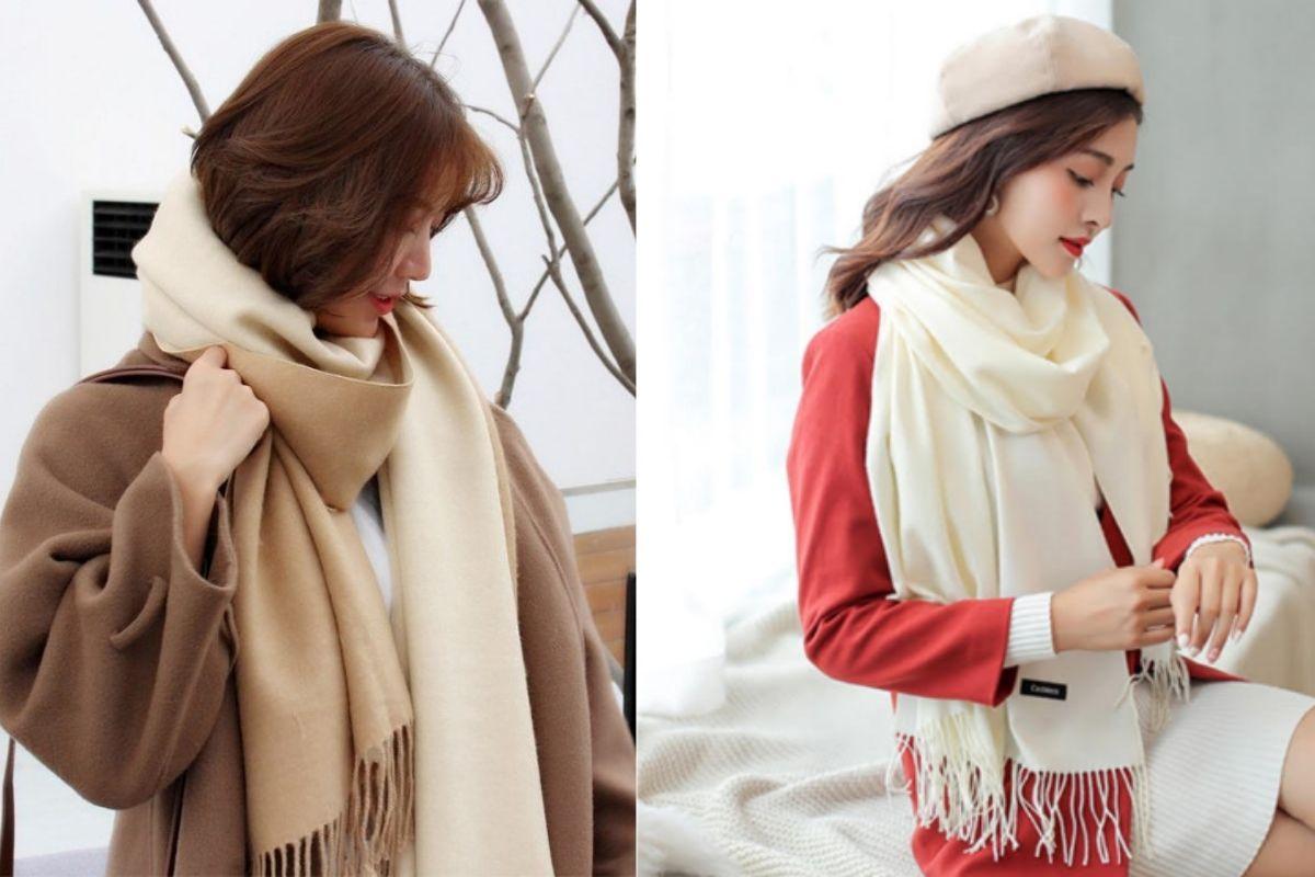 Bật mí 15+ cách quàng khăn đẹp và sành điệu dành riêng cho nàng