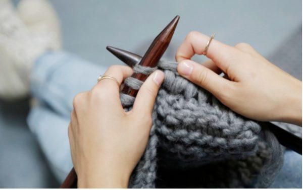 Có nhiều kiểu đan khăn ống khác nhau cho bạn lựa chọn