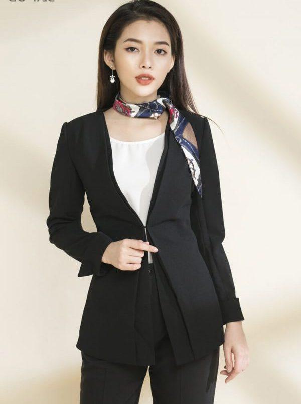 cách chọn màu khăn len cho nữ